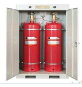 海湾柜式七氟丙烷灭火装置(双柜)