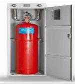 海湾120L柜式七氟丙烷灭火装置(单瓶组)