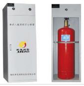 海湾150L柜式七氟丙烷自动灭火装置(单瓶组)