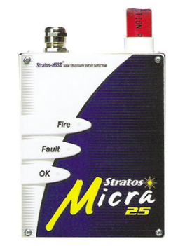 海湾Micra25空气采样式感烟火灾探测器