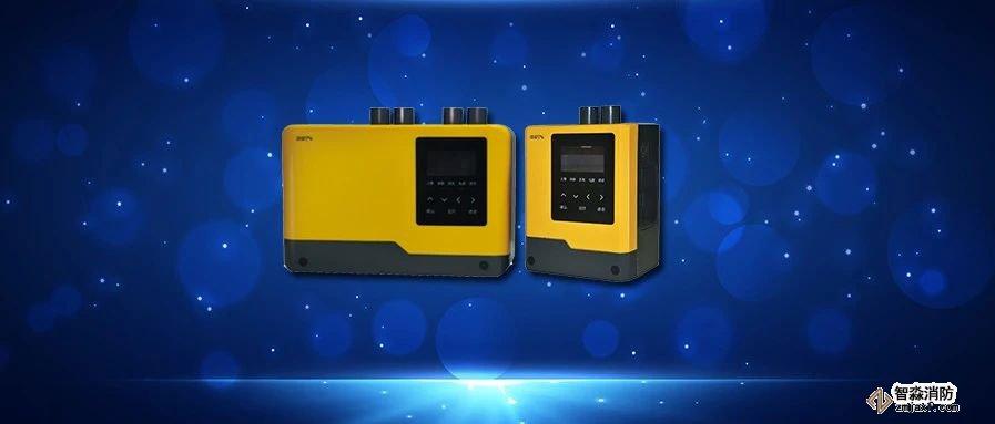 海湾GST1D/2D空气采样感烟火灾探测器技术调试