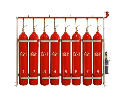 IG541洁净气体灭火系统
