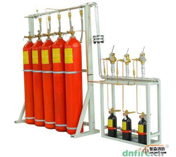 惰性气体灭火剂