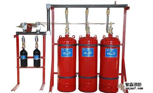 7类气体灭火系统组件的安装要点