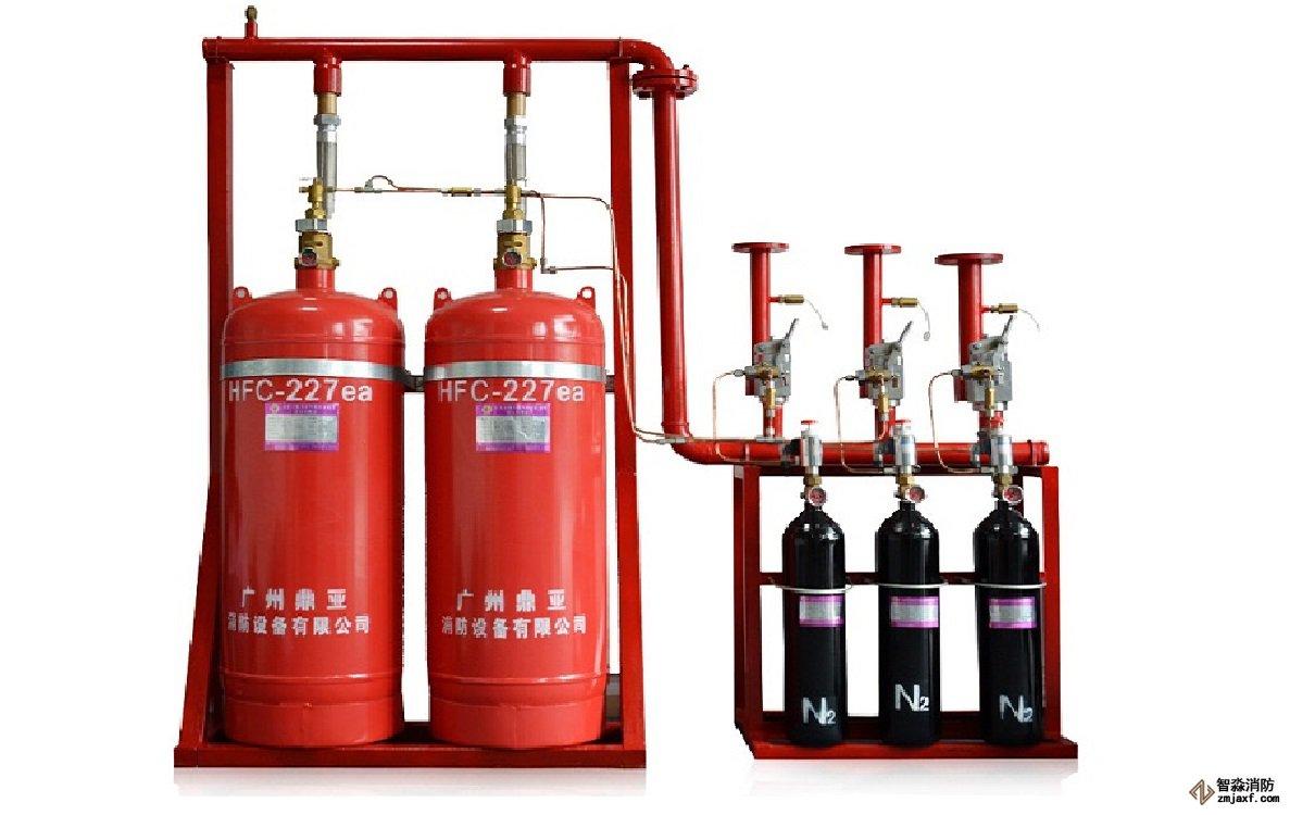 气体灭火设计施工制造装置厂家