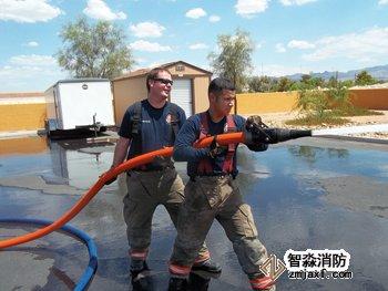 双排管消防软管