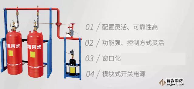 消防灭火系统设计