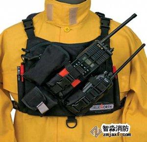 消防救援工具-无线电胸带