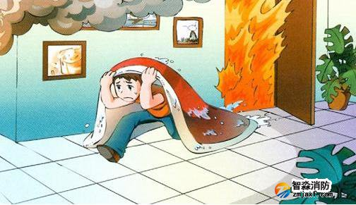 消防作业,消防联动系统